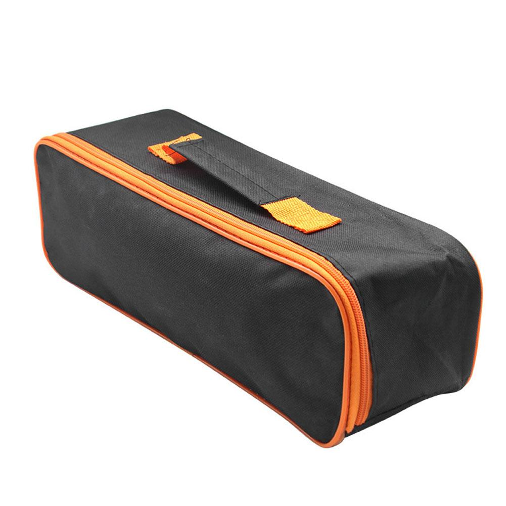 Portable Car Vacuum Cleaner Repair Tools Zipper Storage Carry Bag Tote Pouch convenient and durable.