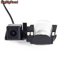 цена на BigBigRoad Car Rear View Camera For Jeep Wrangler JK Rubico Sahara Unlimited 2007 2008 2009 2010 2011 2012 2013 2014 2015-2017