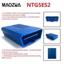 2020 NTG5E S2 עבור מרצדס בנץ Ntg5 S2 W205 c class W253 GLC אפל/אנדרואיד CarPlay Activator אוטומטי carplay הפעלה OBD כלי