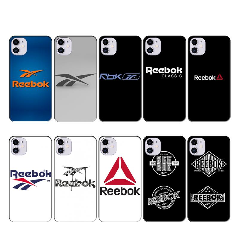 Reayou Reebok Logo Sport Luxury United State Brand Case Coque Fundas Carcasa Accessories Etui Capas for