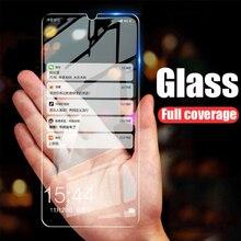 Verre trempé pour huawei p smart plus 2019 2018 sur verre smartphone téléphone protecteur décran pour huawei p smart Z film de protection