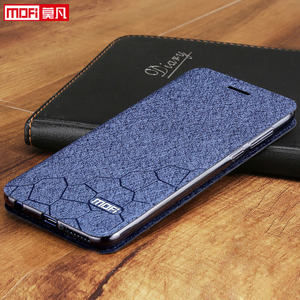 Image 3 - Flip Dành Cho Huawei P20 Lite Ốp Lưng Đứng Bao Da Huawei P20 Lite Bao Da PU Mofi Cao Cấp Silicone Capa Lấp Lánh p20 Ốp Lưng Điện Thoại