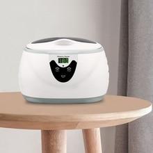 Skymen Ультразвуковой очиститель очков Маникюрный Инструмент для чистки ванны стерилизатор протез очиститель ультразвука ювелирные изделия стиральная машина