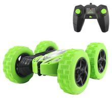 RC Car Toy 2.4G 4CH Stunt Drift Deformation Buggy C