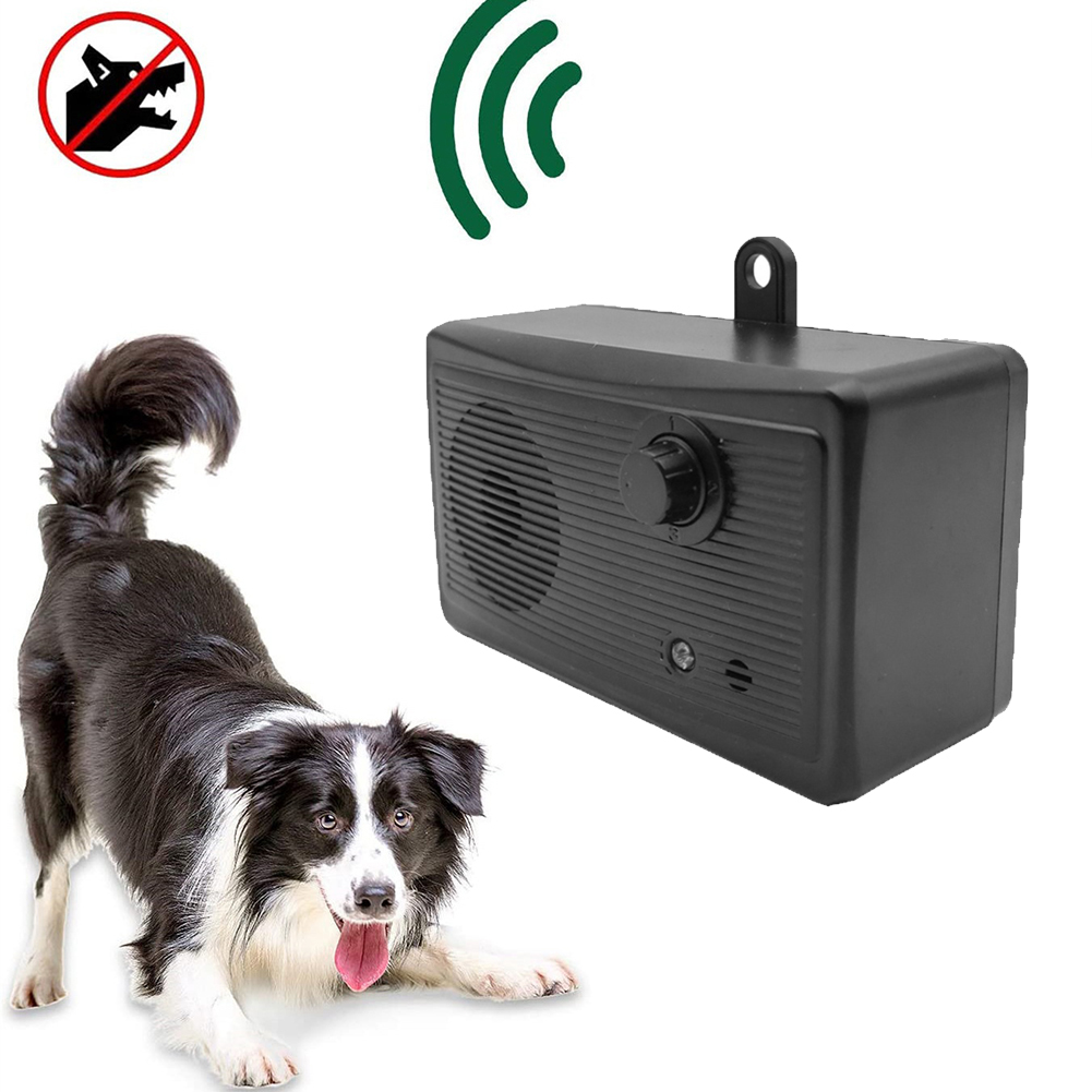 Puppy Anti Barking Ultrasonic Trumpet Outdoor Bark Controller Pet Dog Sonic Training Repeller Dog Supplies for Training