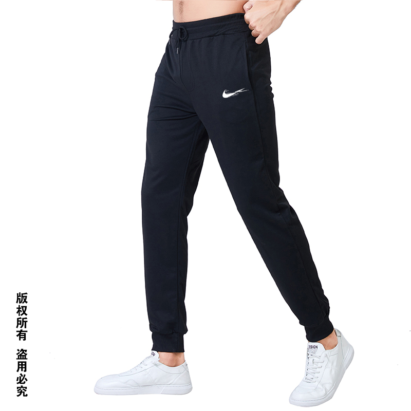 men Running Trousers fitness Sport Pencil Pants Men Cotton Soft Bodybuilding Workout Gym Trousers Running Tights Jogging Pants