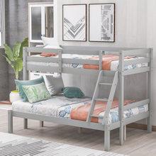 Близнец над полной двухъярусной кровати