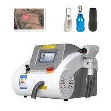 2020 Magic Plus hair removel 1064nm 532nm 1320nm Yag Laser Eyebrows Tattoo Removal System Laser Machine