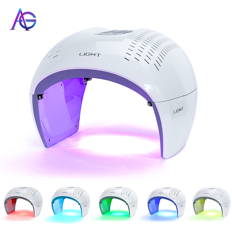 7 Color Beauty LED Lighting  Facial Mask For Facial Skin Care For Home And Beauty Salon Use