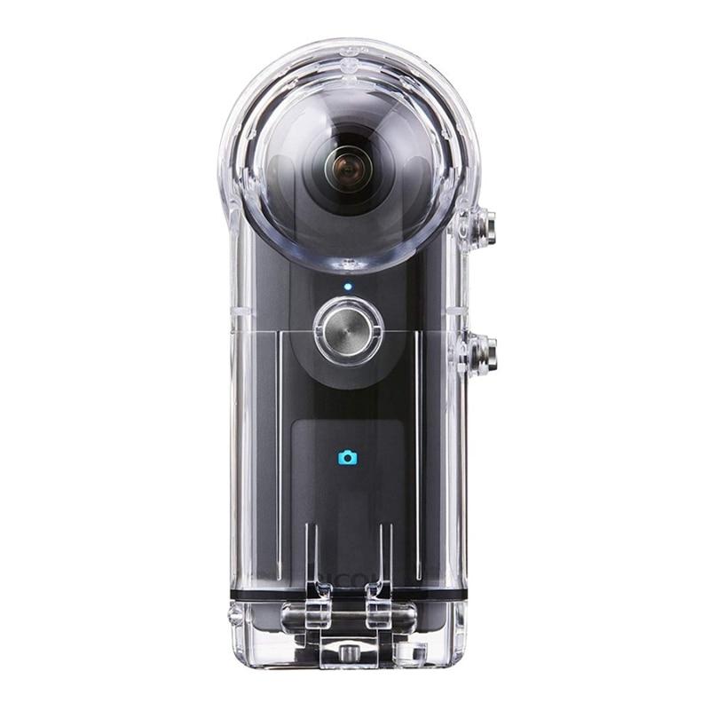 Boîtier étanche PULUZ 30M pour RICOH Theta V/Theta S et SC360 360 degrés accessoires pour caméra boîtier coque de protection de plongée - 5
