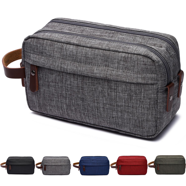 Toiletry Bag Travel Dopp Kit