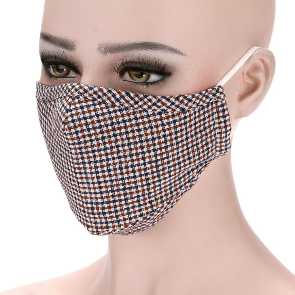 Anti-dust Reusable Cotton Mouth PM2.5 Adjustable Face Masks Mouth Cover Protection Breathable Respirator Mascarillas Masque
