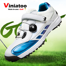 2020 New Men Professional Golf Shoes 6 Spikes Outdoor Grass Breathable Sport Sneakers for Golfer Men Size 38-45 Golf Sneakers original mizuno wave prophecy 6 professional weightlifting shoes men sneakers outdoor high quality sport sneakers size 40 45