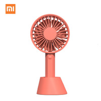 XIAOMI Usb Mini Fold Electric Portable Fans Containing Small Fans Originalities Small Electrical Ventilator Desktop|Fans| |  -