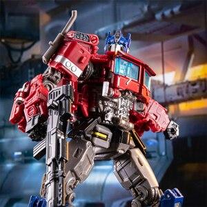 Image 2 - BMB aoyi movie studio serie SS38 SS 38 OP V leaver Transformatie metaallegering onderdelen Action Figure robot speelgoed