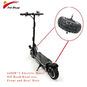 60V 1600W Scooter Electric Motor Off Road/Road Tire Electrico Motor Hub Engine Wheel for 11