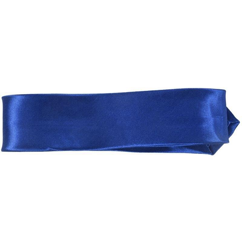 Tie Unisex Casual Slim Necktie Narrow - Royal Blue