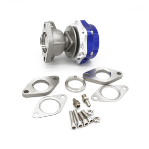 Image 2 - turbo wastegate Suitable New 38MM External Wastegate Turbo Wastegate For All Turbocharged Vehicles