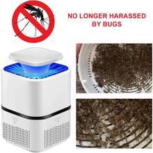 Умная usb фотокатализационная лампа для уничтожения комаров