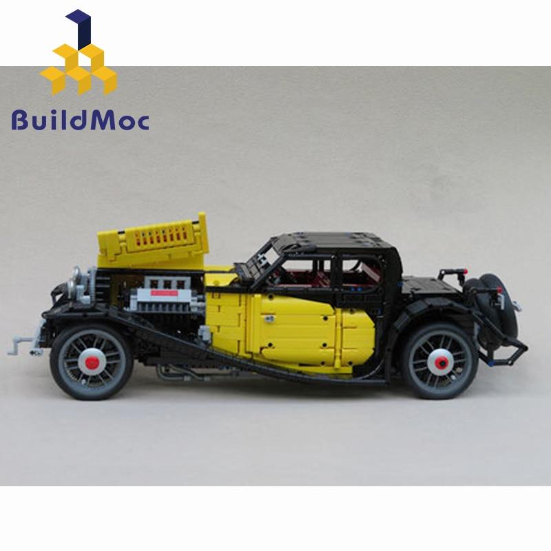 MOC-25153 Technic Series 3428 PCS Race Car Building Blocks Bricks  Model Classic Car Children Toys Christmas Kids Xmas Gifts