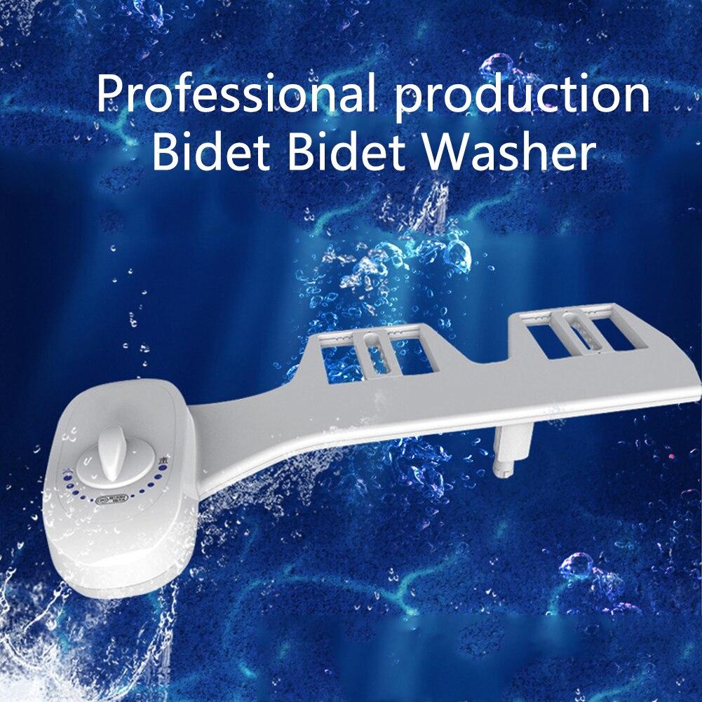 For Women Non Electrtic ABS Toilet Faucet Bidet Sprayer Adjustable Control Knob