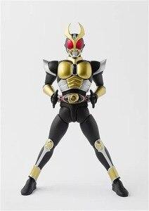 Image 2 - Наездник в масках Kuuga Kamen Rider BJD черная фигурка аниме фигурка ПВХ Новая коллекция Фигурки игрушки 16 см