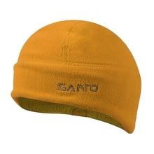 Унисекс зимняя мягкая теплая шапочка полярная флисовая шапка для часов ветрозащитная утолщенная Шапка-бини для Oudoor Лыжная альпинистская походная