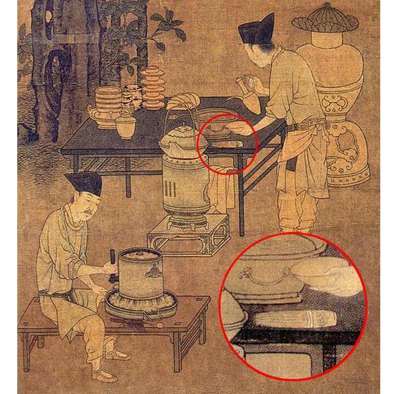 Bambusowa herbata trzepaczka Matcha punkt zielona herbata w proszku urządzenie pasujące narzędzie GHS99