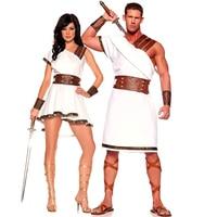 Halloween Adult Greek Mythology Couple Costume