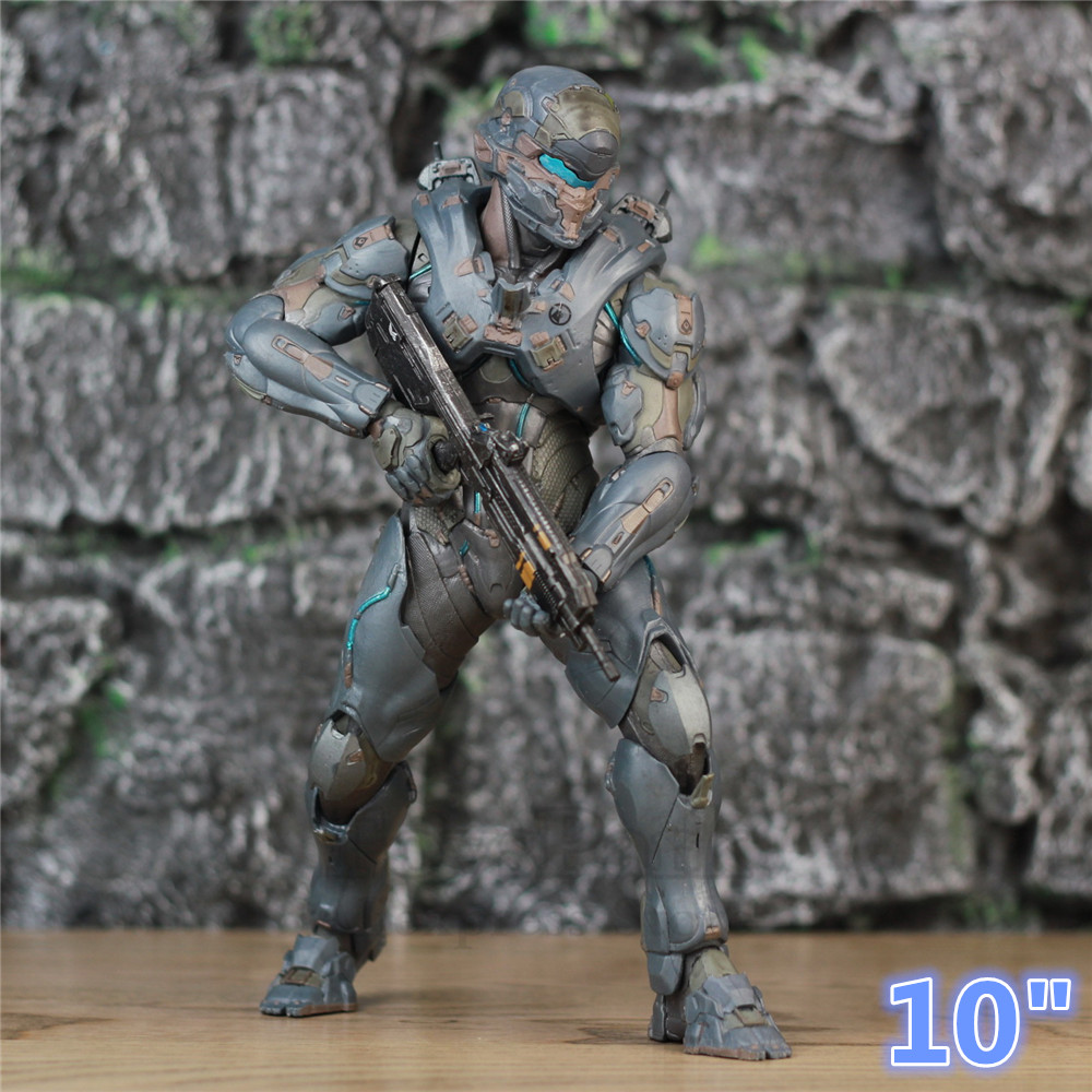 <font><b>Halo</b></font> <font><b>5</b></font> Guardians Helmeted Spartan Locke 10