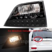 MIZIAUTO Inner Side Rear Tail lights for Mitsubishi Outlander 2007-13 Brake Light Bumper Stop Lamp Fog light
