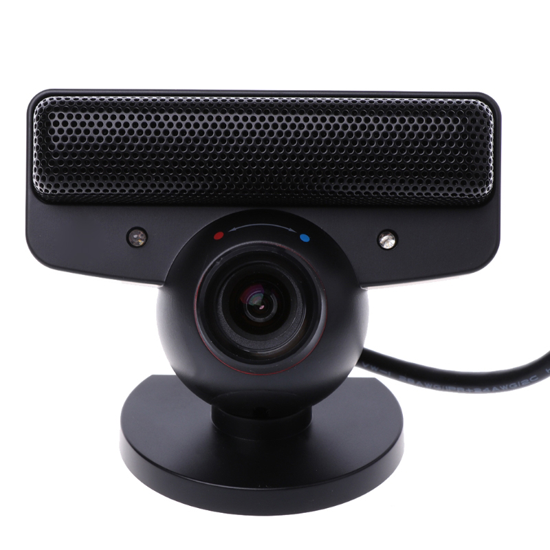 Eye Motion Sensor Camera With Microphone For Sony Playstation 3 PS3 Game System