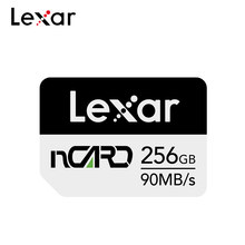Lexar – carte NM Flash 256 originale pour Huawei Mate 30 pro, nCard 64 go 64 go 128 go 100% go