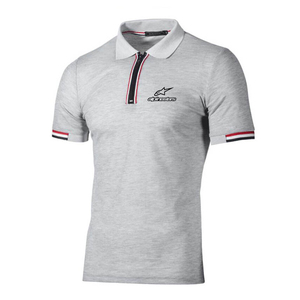 Summer Classic Polo Shirt Men