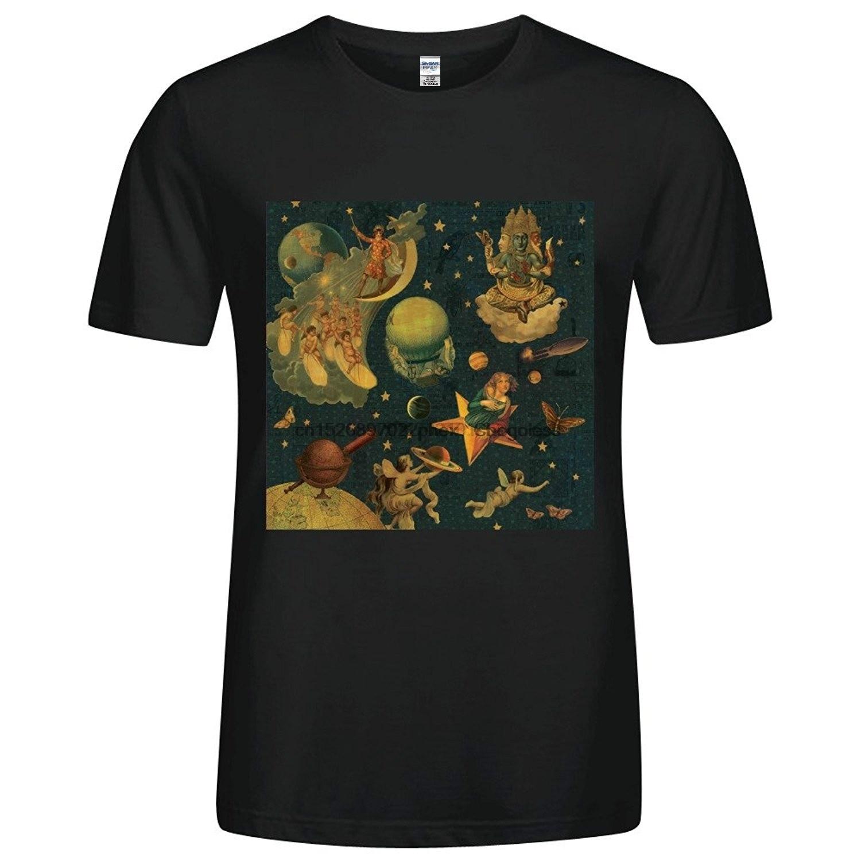 Camisetas de alta calidad pará hombres con cuello redondo y calabazas Mellon Collie y la tristeza infinita camisetas t shirt