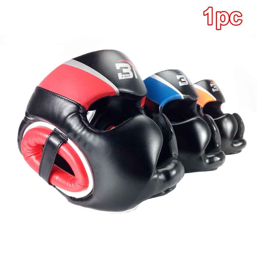 Для женщин мужчин молодежи взрослых атлет соревнований тхэквондо из искусственной кожи Муай Тай головные уборы боксерский шлем Защита спарринг каратэ Санда