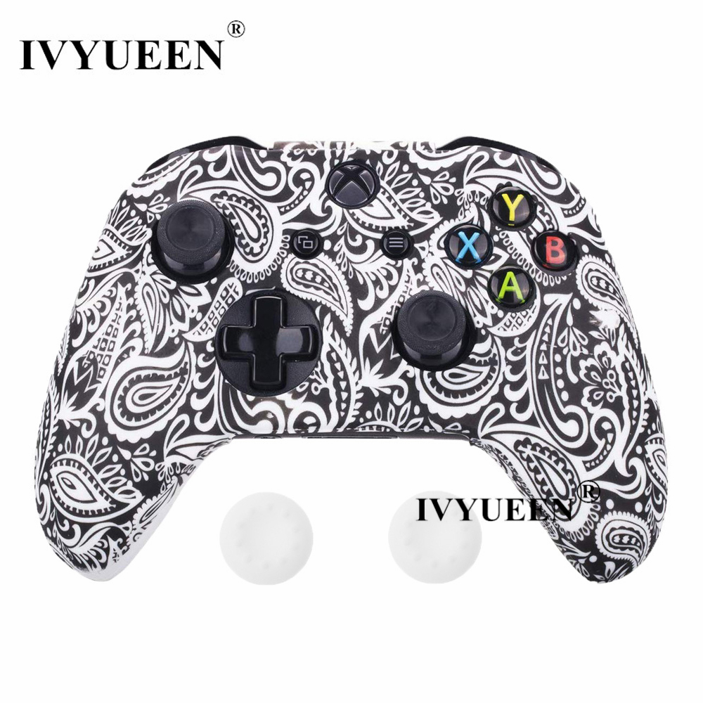for Xbox one S X controller silicone case kin 0
