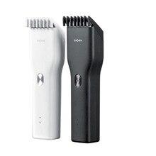 המניה Enchen Boost USB חשמלי שיער קליפר מהיר טעינה שתי מהירות קרמיקה חותך שיער גוזם ילדי שיער גוזז