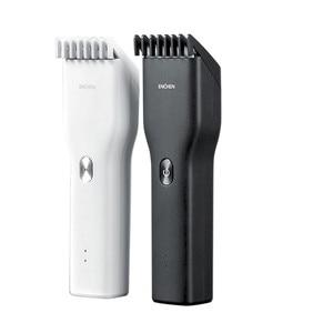 Image 1 - Enchen cortadora de pelo eléctrica para niños, cortadora de pelo de cerámica de dos velocidades con Carga rápida por USB