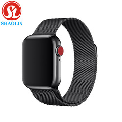 Bluetooth Смарт-часы 4 1:1 Смарт-часы 42 мм чехол для Apple Watch iphone iOS Android ЭКГ-шагомер серии 4