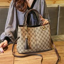 Брендовая дизайнерская женская кожаная сумка Роскошная сумочка