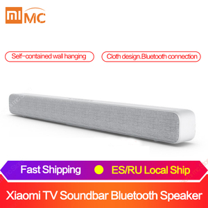 Image 1 - Originele Xiaomi Bluetooth Tv Geluid Bar Draadloze Speaker Soundbar Ondersteuning Optische Spdif Aux In Voor Thuisbioscoop