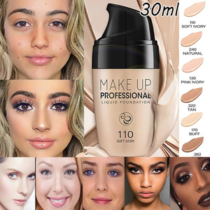 Concealer Cream Full Cover Makeup Face F