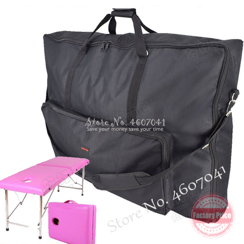 New Folding Carrying Bag For Massage Bed  Beauty Bed Accessories Sturdy 600D Oxford Cloth Waterproof Backpack 82*19*71cm