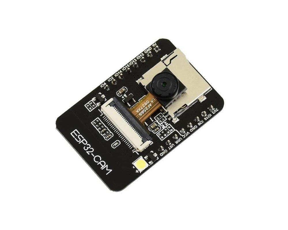 Оригинал Ai-Thinker ESP32-CAM, модуль камеры на основе ESP32, камера OV2640 включена