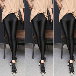 Sport-Leggings Tracksuit Pencil-Pants Joggers Elastic Trousers Fashion Women Workout