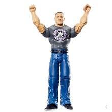 Novo 2020 17cm superstar john cena com roupas de wrestling gladiadores lutador figura