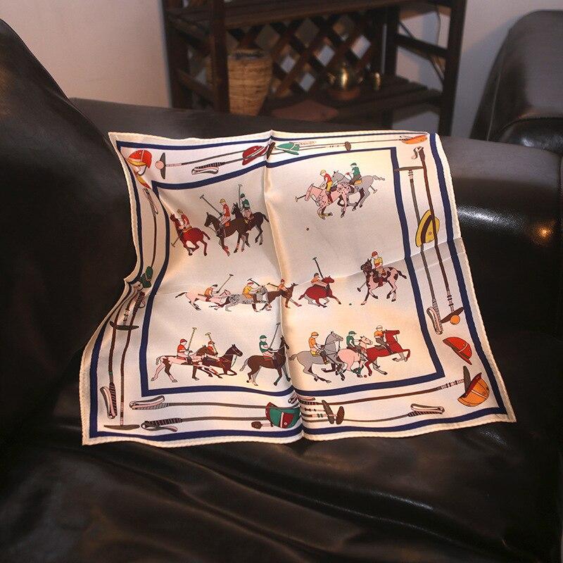 New Silk Scarves Mulberry Silk Orange