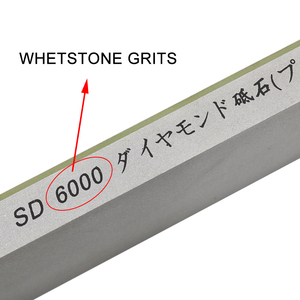 Image 3 - Piedra de afilar japonesa, 1000, 3000, 6000, 12000, grano profesional, resina de diamante, piedra de afilar, afilador de cuchillos, piedra de afilar h2
