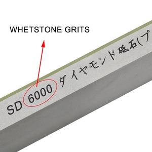 Image 3 - ญี่ปุ่น Sharpening Stone 1000 3000 6000 12000 กรวด Professional เพชรเรซิน Grindstone มีด Sharpener Sharpener Whetstone H2